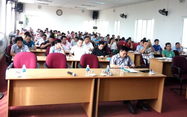 Hội nghị triển khai Nghị quyết Đại hội Đảng các cấp