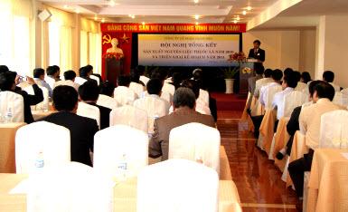 Hội nghị tổng kết sản xuất nguyên liệu thuốc lá năm 2010