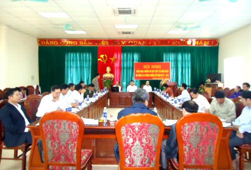 Ngân Sơn triển khai sản xuất thuốc lá vụ Đông Xuân