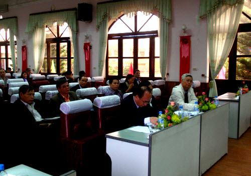 Hội nghị tổng kết công tác sản xuất nguyên liệu thuốc lá giai đoạn 2011-2013, định hướng phát triển sản xuất giai đoạn 2014-2020 tại tỉnh Lạng Sơn