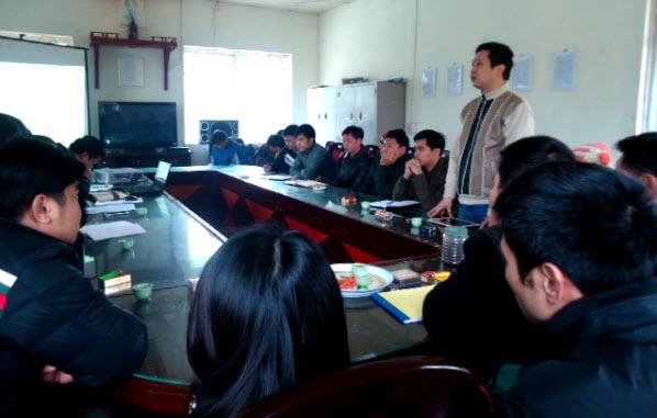 Chi nhánh Bắc Kạn triển khai phương án sản xuất vụ Đông - Xuân năm 2015